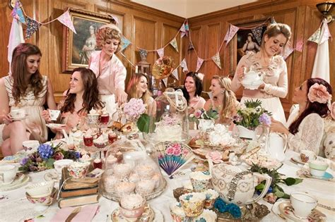 What To Wear To A Tea Bridal Shower by 15 Awesome Bridal Shower Theme Ideas Your To Be Will