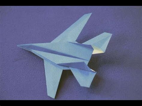 Origami Fighter Jet - origami f 14 tomcat fighter jet hd