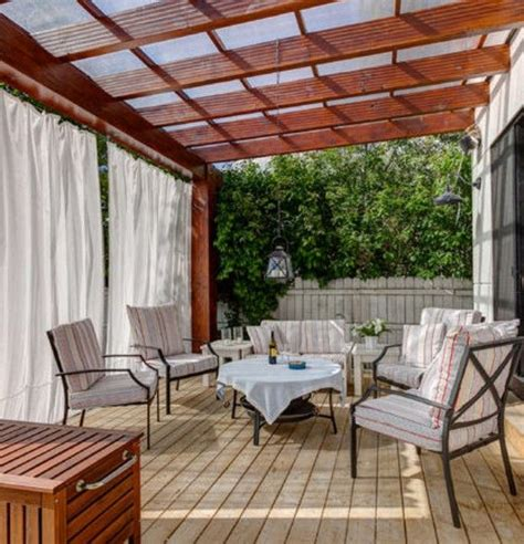 Pergola Rain Covers Covered Pergola Pergolas And Rain Pergola Cover Ideas