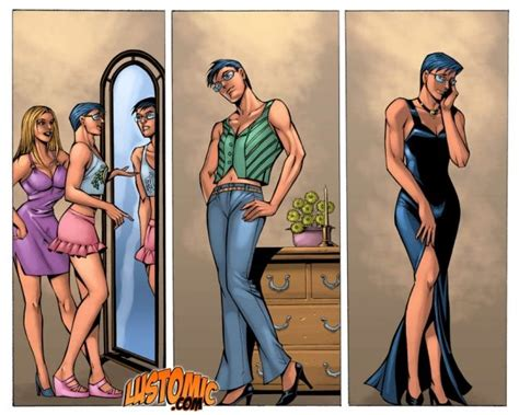 forced feminine pinterest comic forced feminization transformation deviantart forced