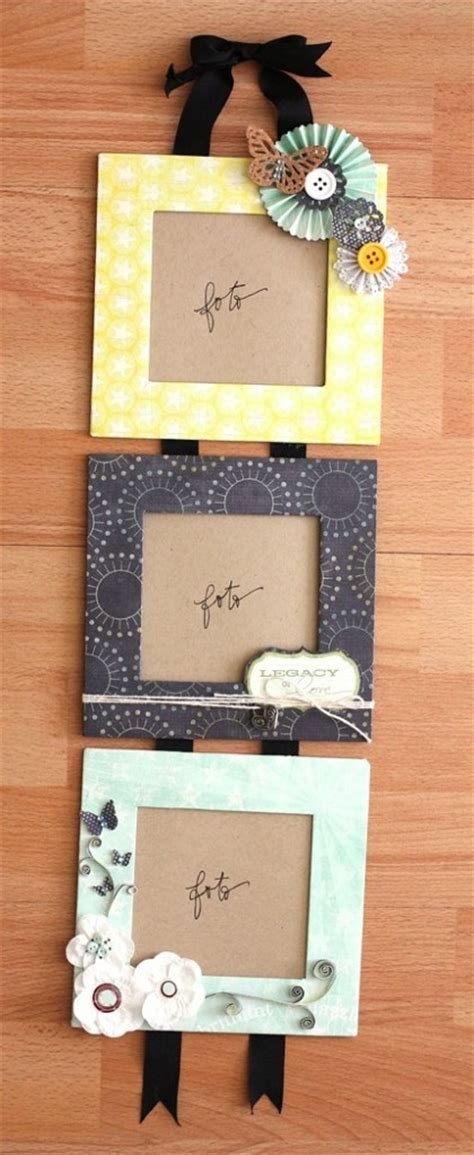 Creative Handmade - creative handmade photo framing crafts and arts ideas