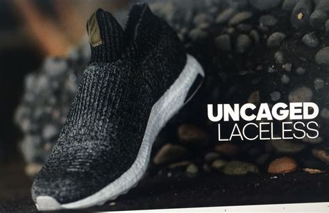 adidas ultra boost laceless adidas ultra boost uncaged laceless mid top sneaker bar