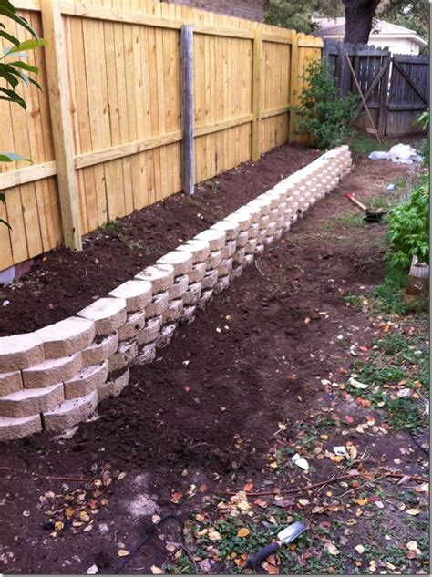 Pinterest The World S Catalog Of Ideas Garden Bed Retaining Wall
