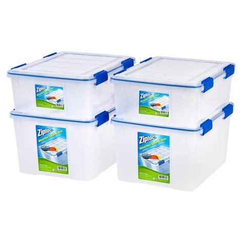 Box Makanan Container Makanan Ultra Pack sterilite footlocker storage box 18429001 the home depot