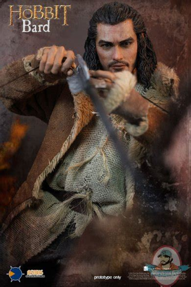 1 6 scale figure the hobbit series bard by asmus