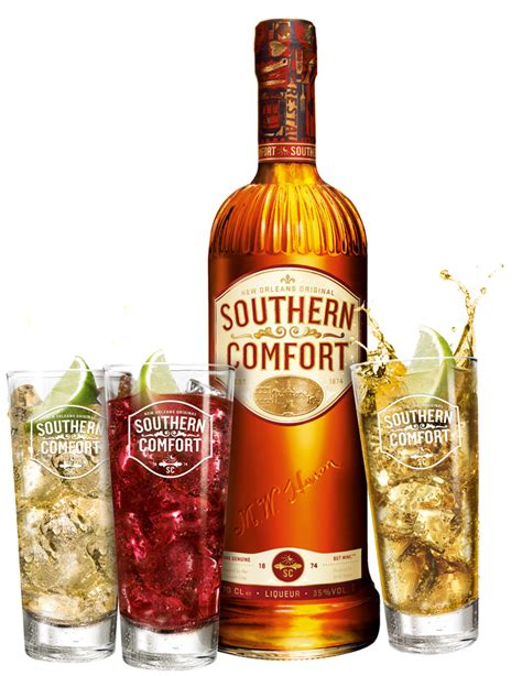 good mixers with southern comfort top 10 southern comfort drinks with recipes