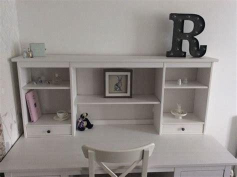 Desk Add On Shelf by Ikea Hemnes White Stain Add On Desk Dressing Table Shelf