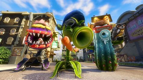 Is Plants Vs Zombies Garden Warfare by Co Optimus Review Plants Vs Zombies Garden Warfare 2