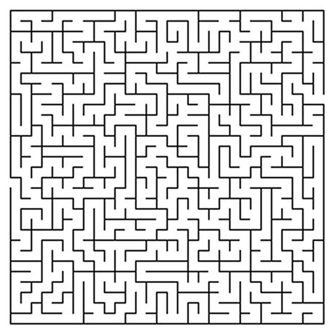 complicated coloring pages for adults andrew bernhardt s hard maze coloring pages murderthestout