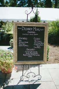 Backyard Wedding Menu Ideas Relaxed Backyard Bbq Wedding Outdoor