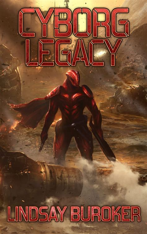 legacy of the fallen ascend books with leonidas from cyborg legacy and the fallen