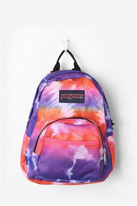Jansport Mini Orange Murah jansport tie dye mini backpack jansport and