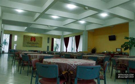 university hotel yogyakarta kotajogjacom