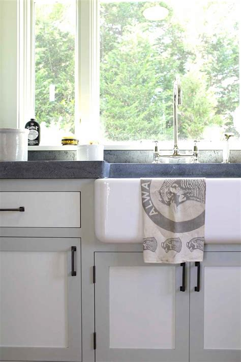 grey and white kitchen cabinets tale of a two toned kitchen nbaynadamas furniture and