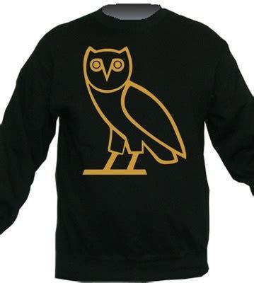 drake ovo sweater ovo owl crewneck sweater college pinterest owl sweatshirts and crewneck sweater