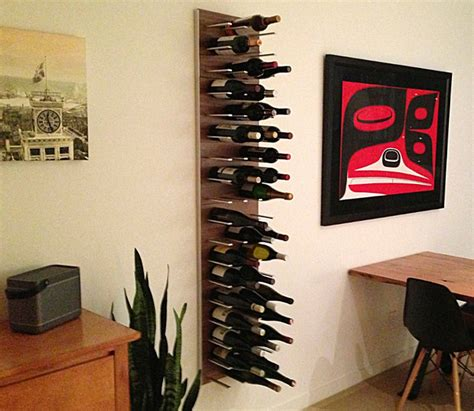 Cool Wine Rack by Wine Rack As A Unique Wall Divider Family