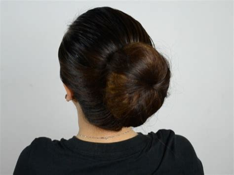 in a bun how to do a bun step by step newhairstylesformen2014