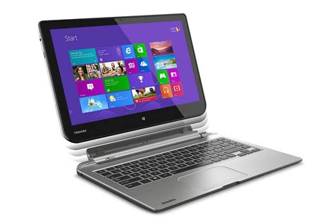 toshiba unveils amd powered hybrid laptop 8 inch w8 tablet and more digital trends