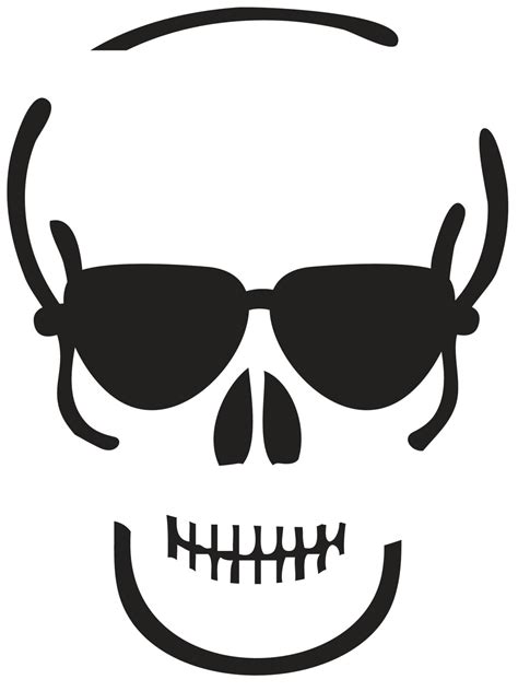 skull stencil template 55 templates to take your pumpkin carving to a whole other