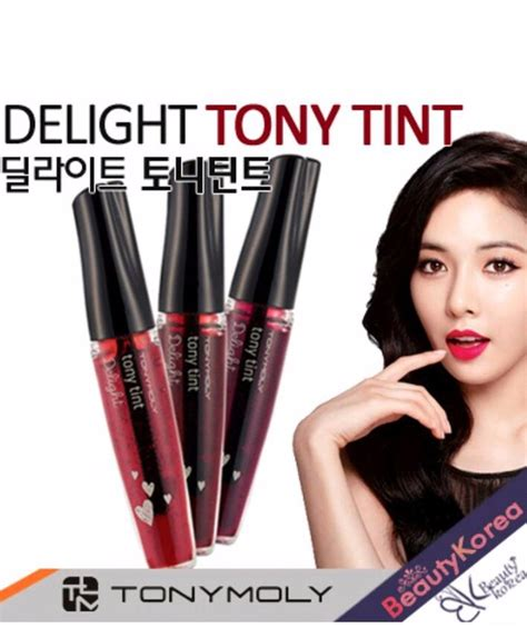 Jual Tony Moly Delight Magic Lip Tint jual tony moly delight tint grosir lipstik korea original