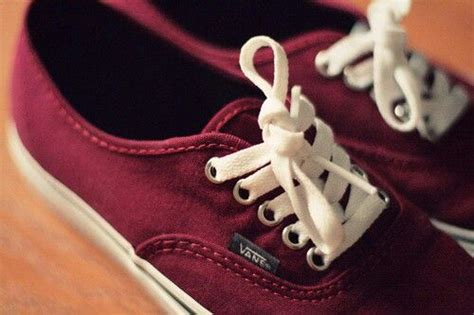 Maroon The Things maroon vans lovely clothes things