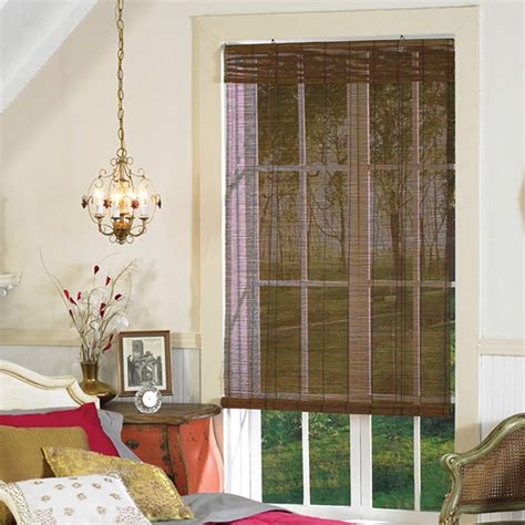 Bamboo Window Shades Bamboo Window Shades Interesting How To Cover Sliding