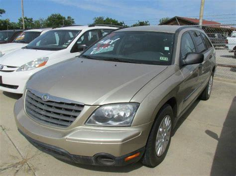 2006 chrysler pacifica 4dr wagon in fort worth tx yates brothers motor company