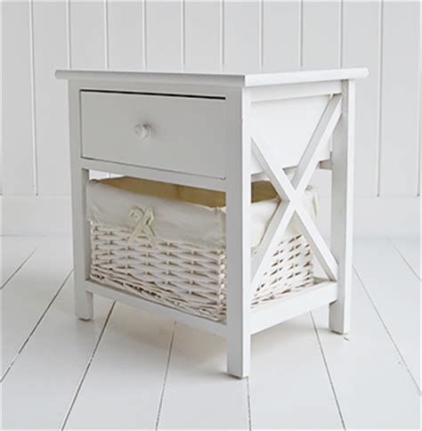 white bedroom side tables small white bedside cabinet two drawer white bedside