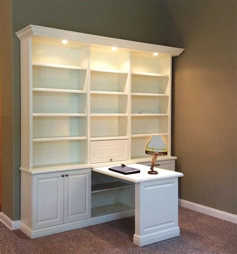 wall unit with desk and bookcases desk with bookcase white roselawnlutheran