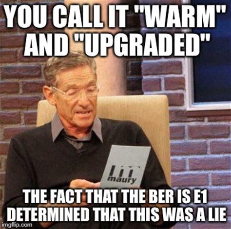 Determined Meme - maury lie detector meme imgflip