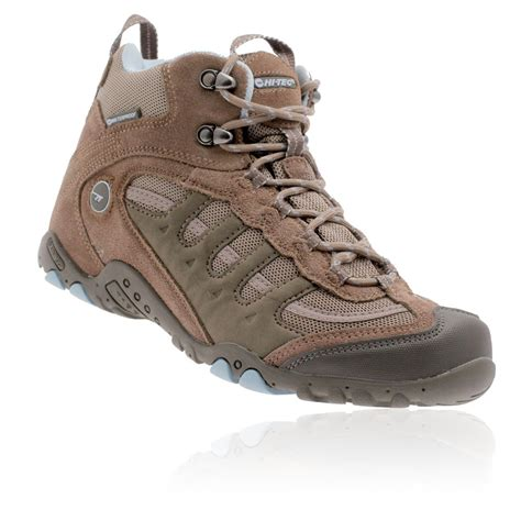 hi tec penrith mid womens waterproof walking boots