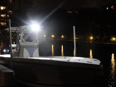 boat lights show led spreader lights boat show special 59 99 the hull