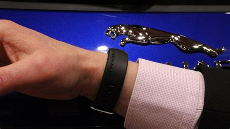 The sensor packed Jaguar F PACE wants to be the 'ultimate wearable'