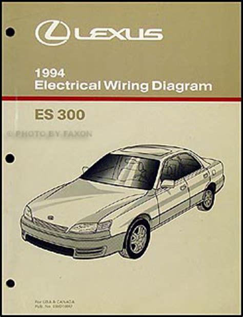 service manual 1994 lexus es factory service manual 1994 lexus es gs sc and ls features