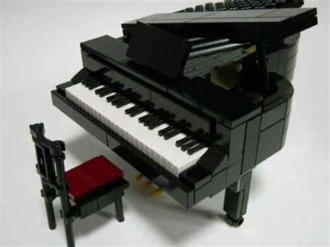 piano tutorial lego house lego grand piano legoland size ver 2 youtube