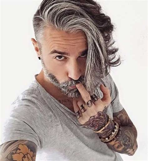 grey hair color on coolest guys on planet mens grey hair color on coolest guys on planet mens