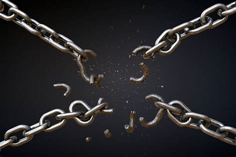 Picture Of A Broken Chain