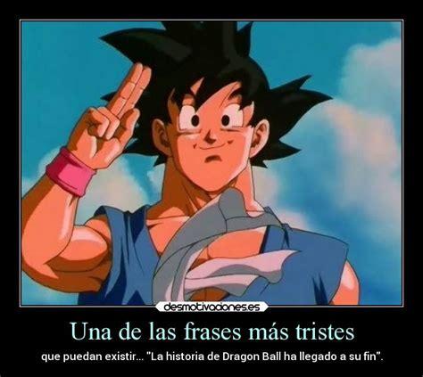 Imagenes Goku Triste | im 225 genes y carteles de devilbrigade pag 6 desmotivaciones