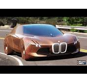 BMW VISION NEXT 100 Drive 2016 / 2017  YouTube