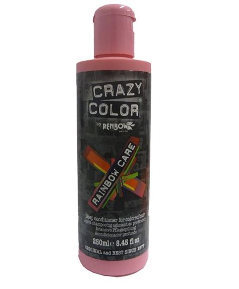 best conditioner for bleached weave renbow crazy color crazy color rainbow care deep