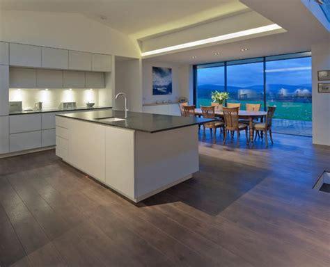 Home Decoration Pics by Cuisine Americaine Avec Ilot Deco Maison Moderne