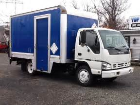 Used Isuzu Box Trucks For Sale Used 2007 Isuzu Nqr Box Truck For Sale In Pa 8398