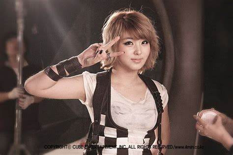4minute s kwon so hyun looks effortlessly sexy in kwon so hyun 4minute kpop pinterest