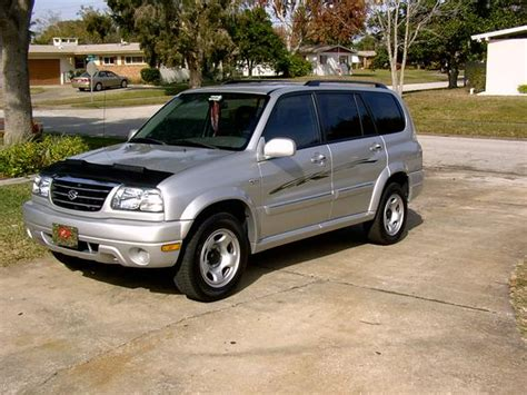 2002 Suzuki Xl 7 Gatorvrx 2002 Suzuki Xl 7 Specs Photos Modification Info