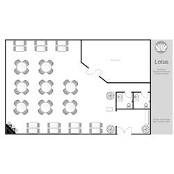 Smart Draw Floor Plans Restaurant Layout