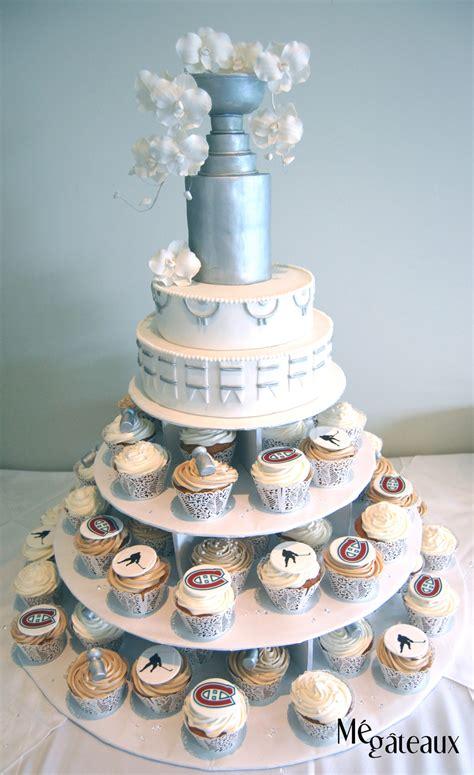 hockey theme wedding cakecentral