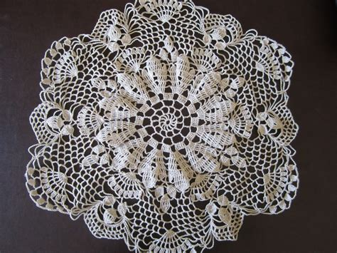 Lacy Crochet: My Shortcut to Blocking Doilies and Free