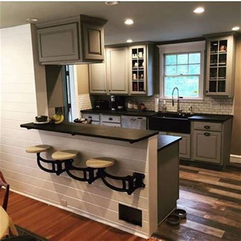 Kitchen Bar With Table Attached 8 Best Images About Swing Out Seat Table Stool Fixed