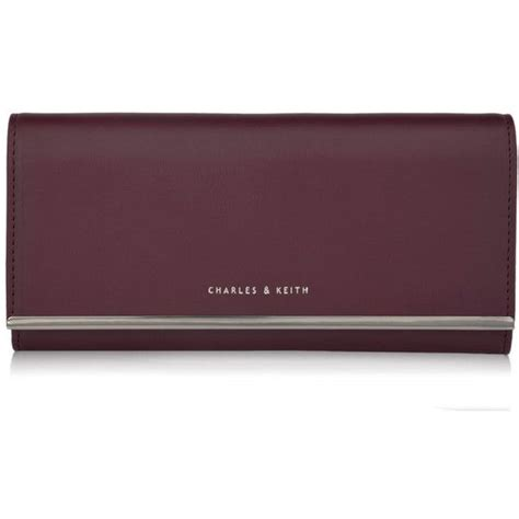 wallet charles keith 7512 a charles keith snap button closure wallet 56 bag
