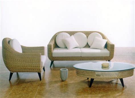 cane sofa set online wicker bamboo furniture cane sofa set buy online vidrian
